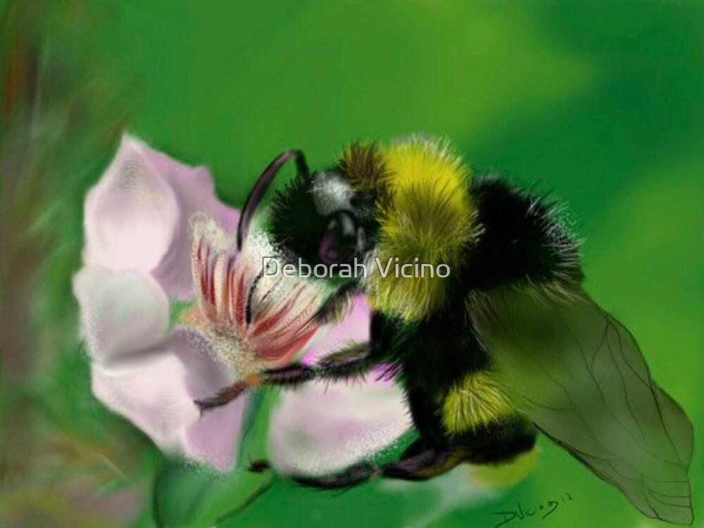 BUM BUM BUMBLE BEE by Deborah Vicino