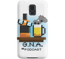 G.N.A. Podcast Samsung Galaxy Case/Skin