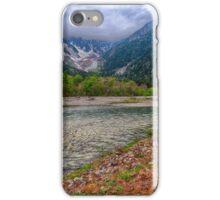 Scenic Mountain Mist iPhone Case/Skin