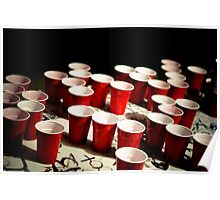 Cupids cups Poster