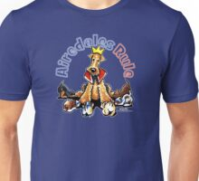 Airedales Rule Unisex T-Shirt
