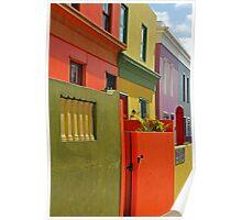 Kaleidoscope of colour Poster