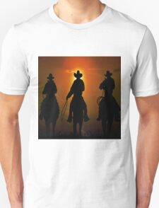 Riders To The West T-Shirt