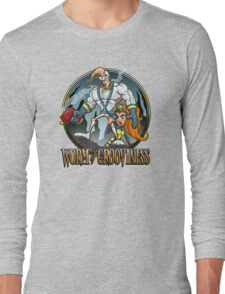 Worm of Grooviness Long Sleeve T-Shirt