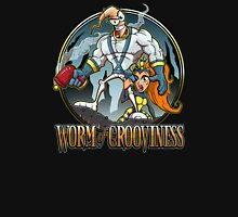 Worm of Grooviness Unisex T-Shirt