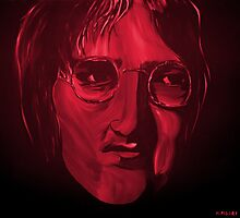 John Lennon by markmoore