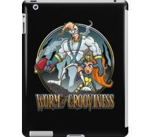 Worm of Grooviness iPad Case/Skin