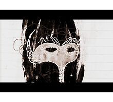 Phantom of the Opera Photographic Print