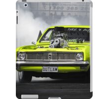 OUTLAW Burnout iPad Case/Skin