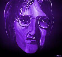 John Lennon 5 by markmoore