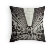 Paris 398 Throw Pillow