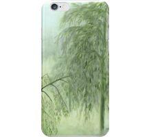 Foggy Trees iPhone Case/Skin