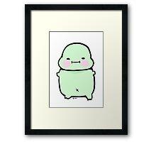 Derpy Jimmy [Large] Framed Print
