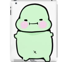 Derpy Jimmy [Large] iPad Case/Skin
