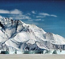 Transantarctic Range by Carole-Anne