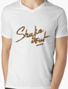 Shake it Out Mens V-Neck T-Shirt