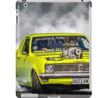 OUTLAW Tread Cemetery Burnout iPad Case/Skin