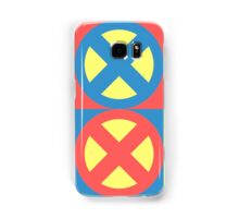 X-Men Pastel Triad Samsung Galaxy Case/Skin