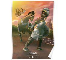 Vispala - Rejected Princesses Poster