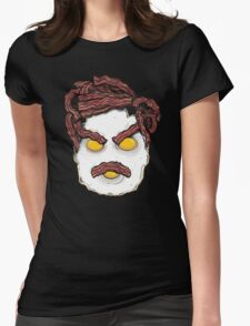All the Bacon & Eggs Womens Fitted T-Shirt