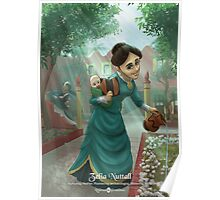 Zelia Nuttall - Rejected Princesses Poster