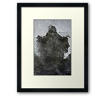 Mary Obscured Framed Print