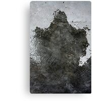 Mary Obscured Canvas Print