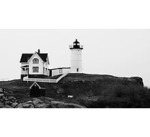Cape Neddick Nubble Light Photographic Print
