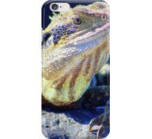 eastern water dragon  iPhone Case/Skin