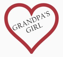 Grandpa's Girl One Piece - Short Sleeve
