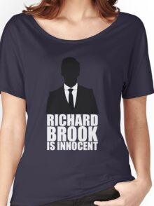 Richard Brook is Innocent Women's Relaxed Fit T-Shirt