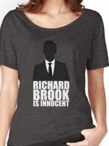 Richard Brook is Innocent Women's Relaxed Fit T-Shirt