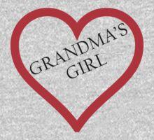 Grandma's Girl Kids Clothes