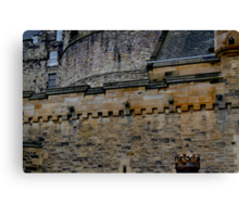 Patterned Fortress Canvas Print