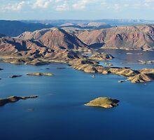Lake Argyle - The Kimberley, Australia - Kununurra by Debellez