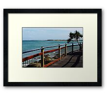 Sunshine Coast Beach - Australia Framed Print