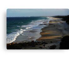 Sunshine Coast Beach - Australia Canvas Print