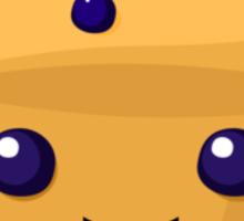 Happy muffin Sticker