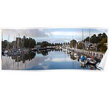 Port Fairy Harbour Poster