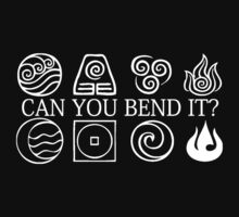 Can You Bend it? by Simply Josh Designs