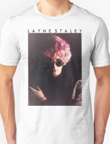 """L A Y N E  S T A L E Y"" Unisex T-Shirt"