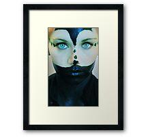 Paranoia Framed Print