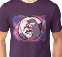 Yin and Yang Foxes Unisex T-Shirt