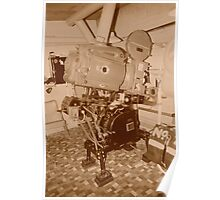 projector 35mm Poster