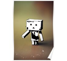 Danbo- Is this real coz i feel fake Poster