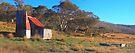 Four Mile Hut. Kiandra. by Donovan Wilson