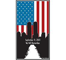 9/11 Photographic Print