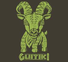 Guitiki - Goat by gregure