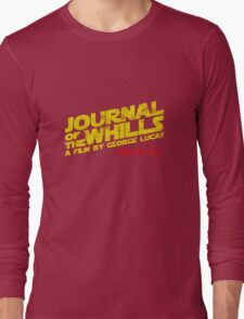 JOURNAL OF THE WHILLS 1973 Long Sleeve T-Shirt