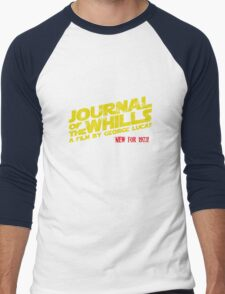 JOURNAL OF THE WHILLS 1973 Men's Baseball ¾ T-Shirt